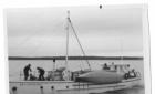 Schooner in James Bay