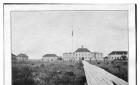 York Factory and HBC post at Hudson's Bay