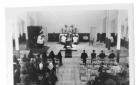 Catholic service in Moosonee in 1948